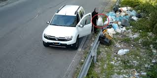 Contrasto all'abbandono illecito dei rifiuti sul territorio cittadino tramite videosorveglianza