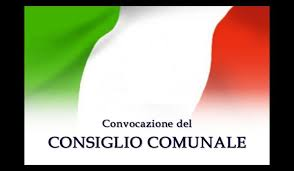 Convocazione straordinaria del Consiglio Comunale - 30 novembre 2020