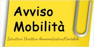 Avviso pubblico per la copertura, mediante mobilità volontaria ex art. 30 del d.lgs. 165/2001, di n. 1 posto di Istruttore Direttivo Amministrativo/Contabile  Cat. D - a tempo pieno e indeterminato