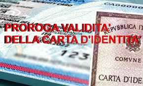 Ulteriore proroga per la carta di identità in scadenza: Valida fino al 30 aprile 2021