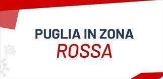 Puglia in zona rossa da lunedì 15 marzo: come comportarsi