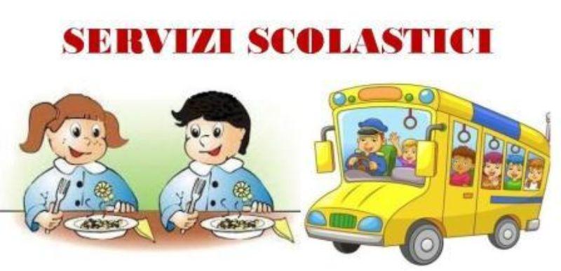 Servizi di trasporto e refezione scolastica AS 2021-2022